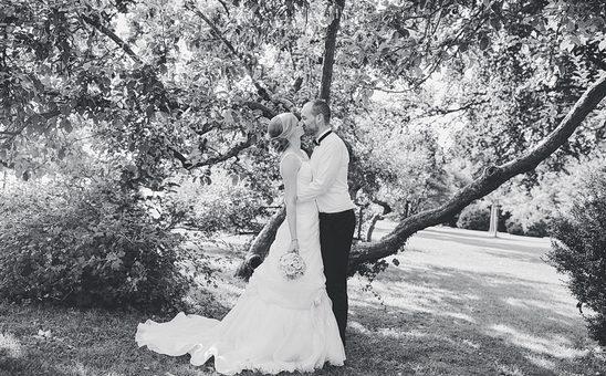 Yara & Philipp - Hochzeitstag
