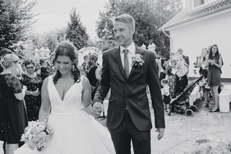 Jana & Tom - Hochzeit