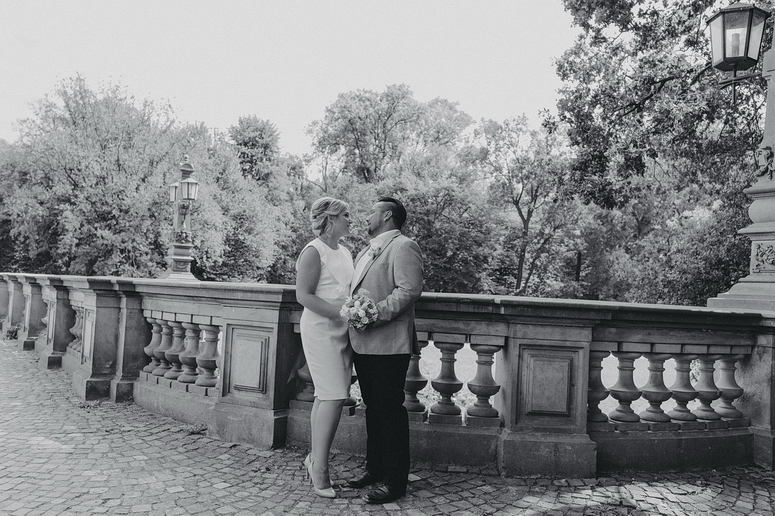 Natascha & Francis - Standesamt