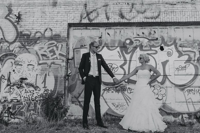 Mona & Andre - Hochzeit