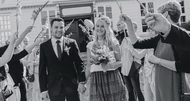Hanne & Christian - Standesamt