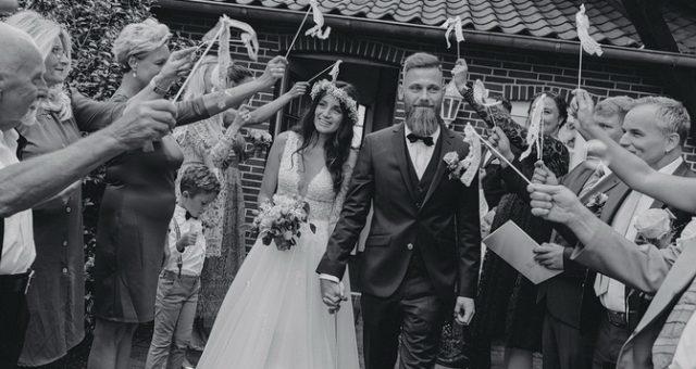 Melissa & Denis - Hochzeit