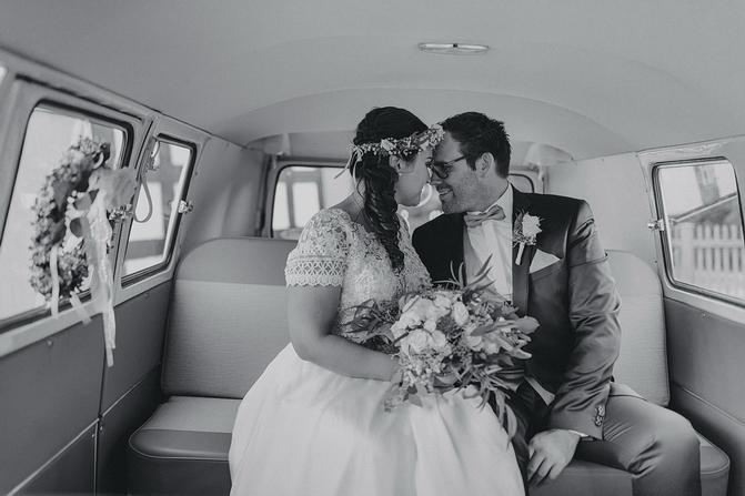 Katharina & Robert - Hochzeit
