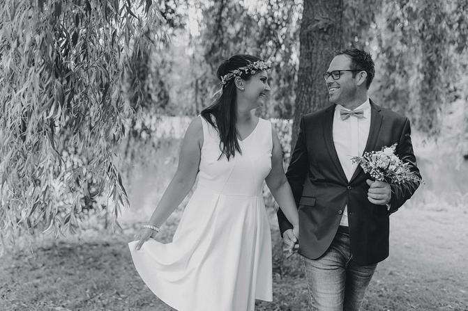 Katharina & Robert - Standesamt