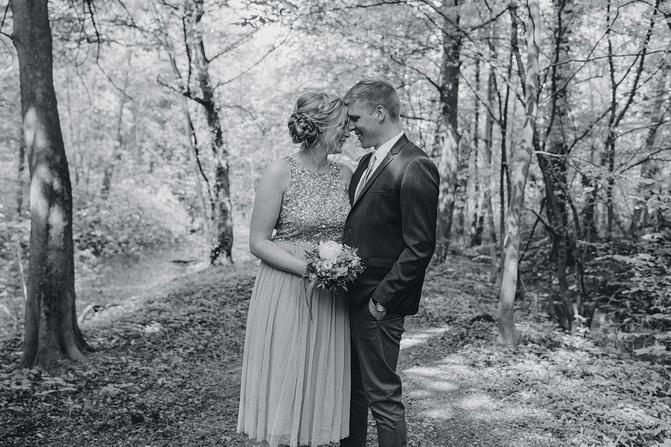 Nathalie & Hendrik - Standesamt