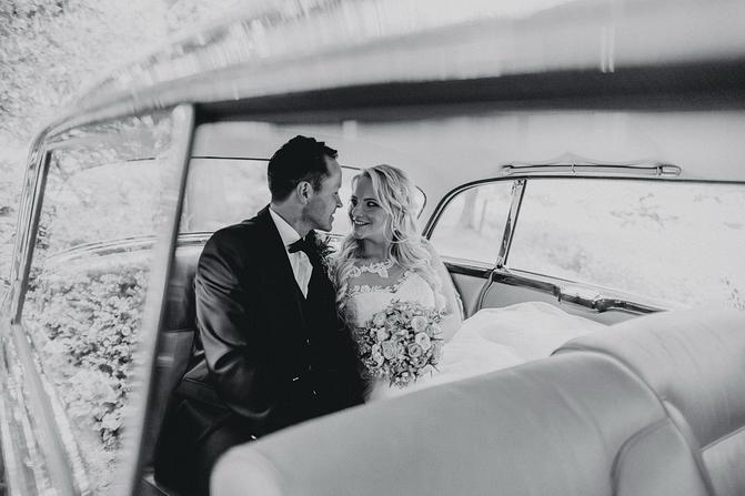 Sarah & Marko - Hochzeit