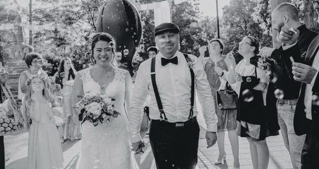 Elisa & Sebastian - Hochzeit