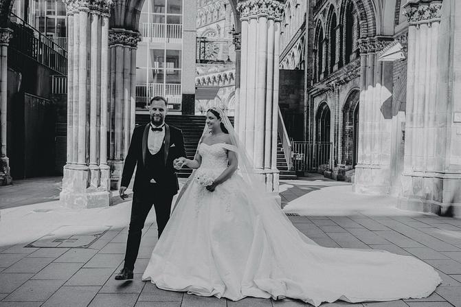 Julie & Moh - Hochzeit
