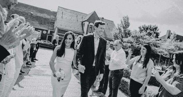 Amanda & Pascal - Standesamt / Civil Wedding
