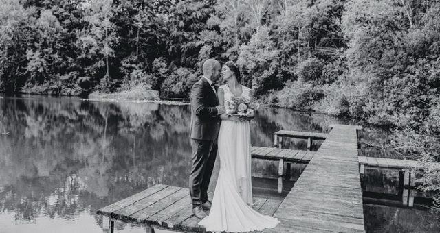 Kim & Tobi - Hochzeit