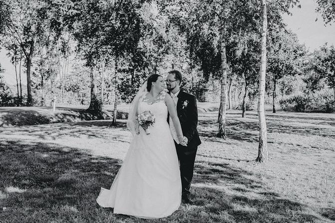 Melanie & Dennis - Hochzeit