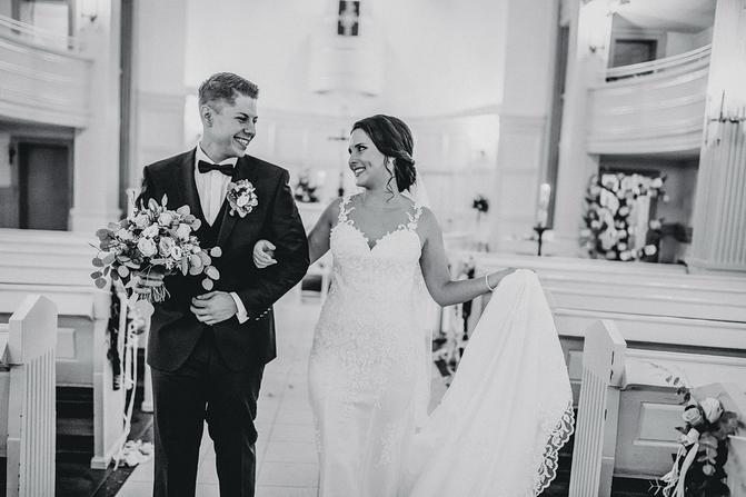 Charlene & Marc - Hochzeit