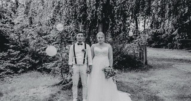 Joleen & Wahyu - Hochzeit